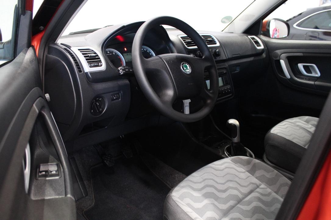 Škoda Fabia II Elegance - AutoBrela obrázek