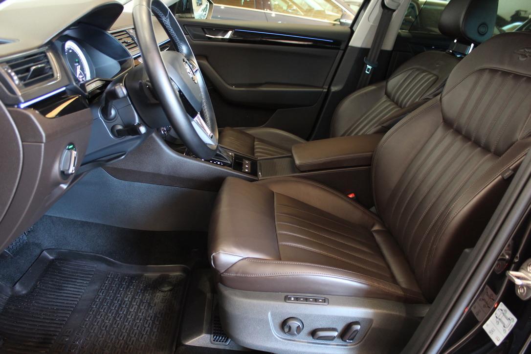 Škoda Superb III 2.0 TDI DSG 140 KW Laurin&Klement - AutoBrela obrázek