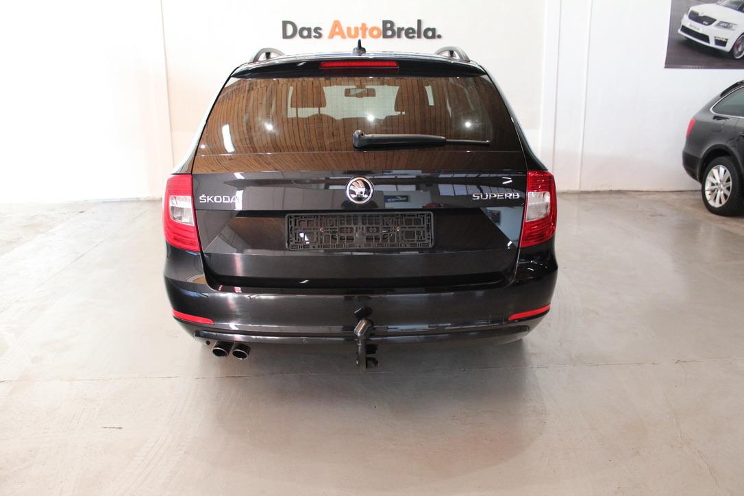 Škoda Superb II 2.0 TDI DSG Elegance kombi -DPH - AutoBrela obrázek