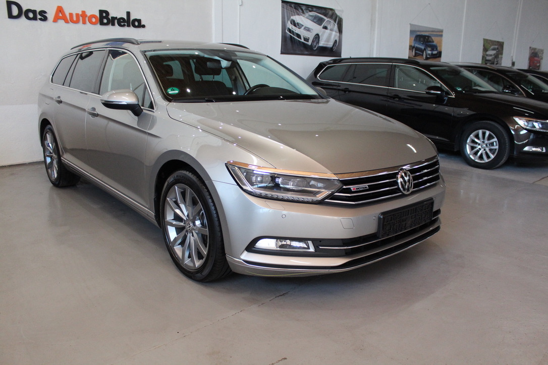 VW Passat  2.0 BiTDi 4 Motion 176 kW DSG Highline Active Info display 12″ - AutoBrela obrázek