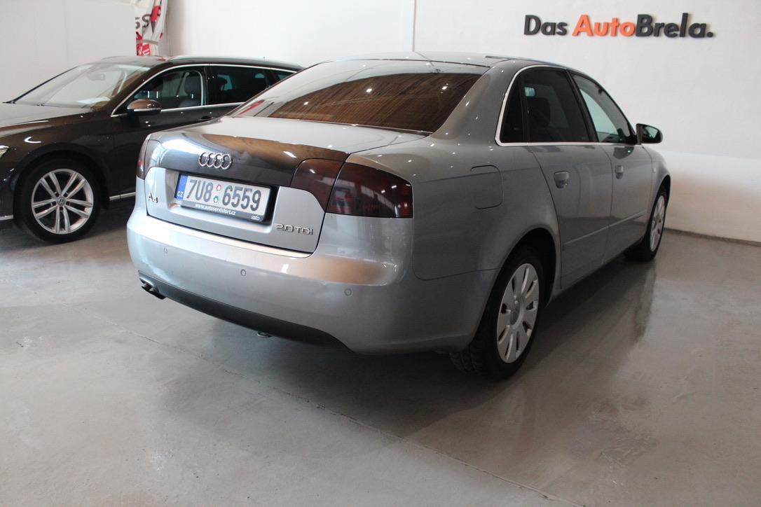 Audi A4 2.0 TDI Multitronic - AutoBrela obrázek