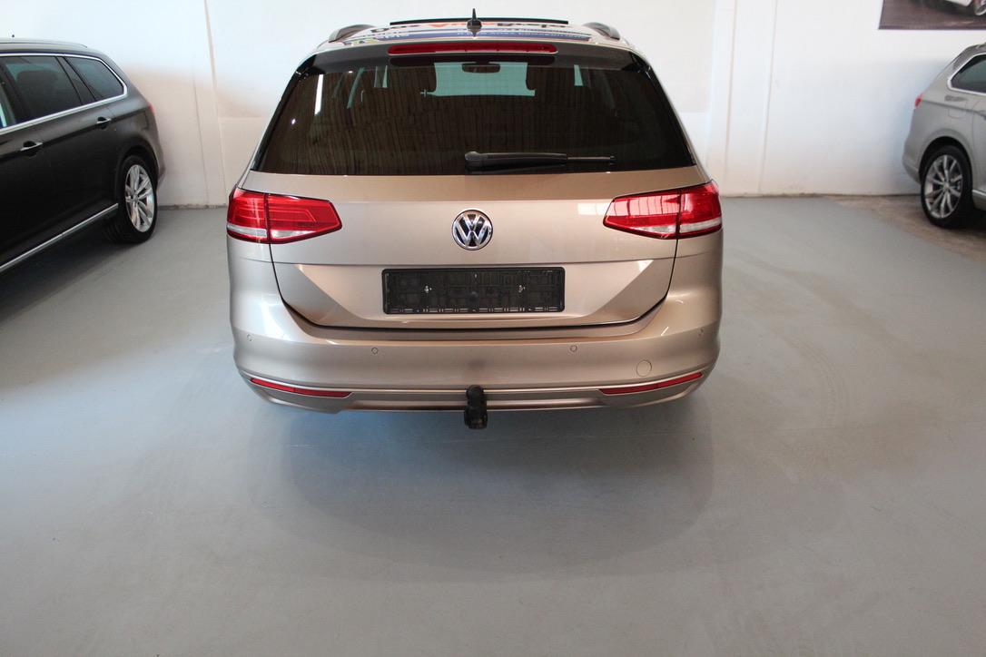 """VW Passat 2.0 TDI DSG Highline """"Area View"""" - AutoBrela obrázek"""