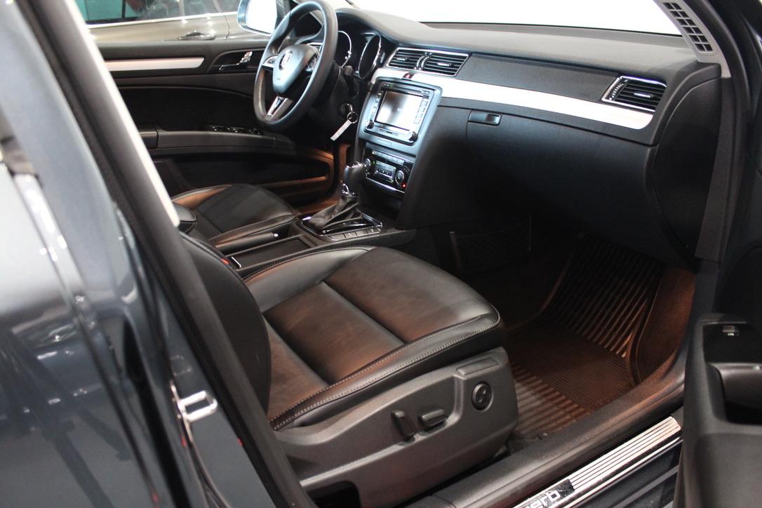 Škoda Super 2.0 TDI DSG 125 kW Laurin&Klement - AutoBrela obrázek