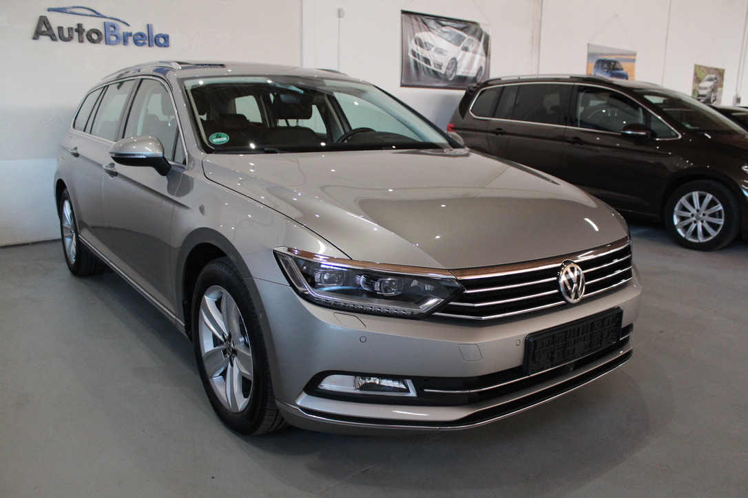 "VW Passat 2.0 TDI Highline ""Area View""-Full Led - AutoBrela obrázek"