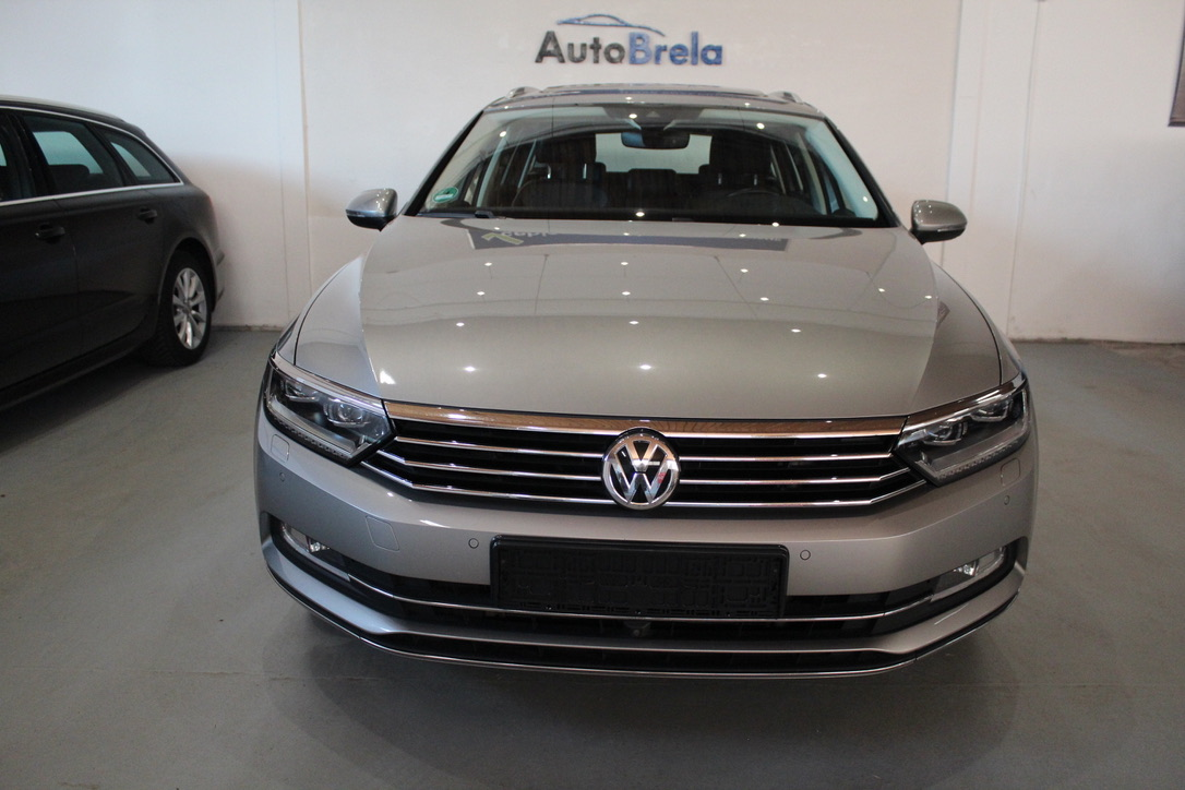 """VW Passat 2.0 TDI Highline """"Area View""""-Full Led - AutoBrela obrázek"""