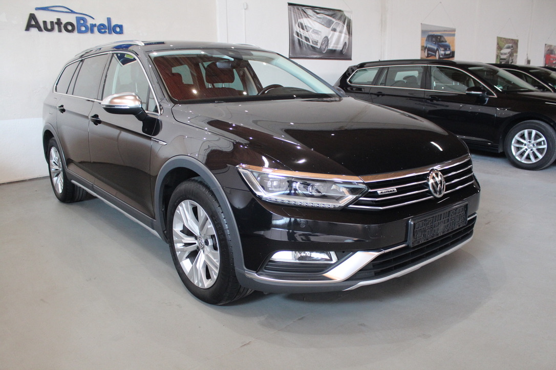 VW Passat B8 2.0 TDI 176 kW Alltrack 4Motion Highline Full Led-Active Info display 12″ - AutoBrela obrázek