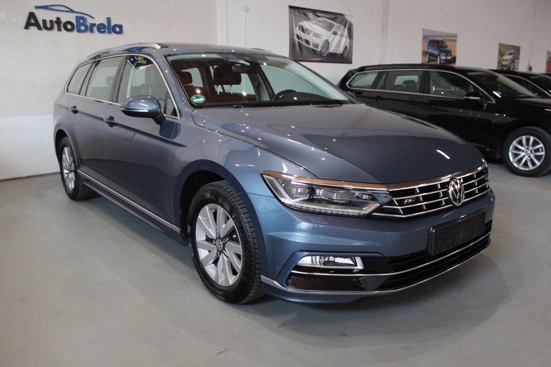 VW Passat B8 2.0 TDI R-Line Highline Active Info display 12″-Full Led - AutoBrela obrázek