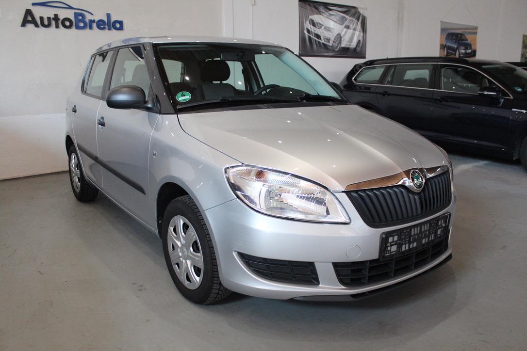 Škoda Fabia II 1.2 Elegance Klima - AutoBrela obrázek
