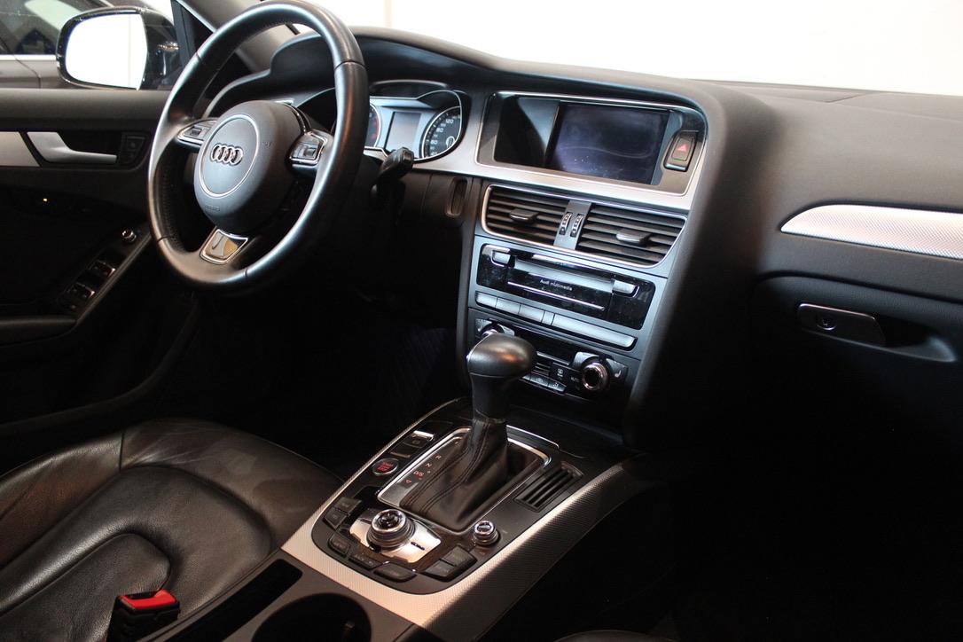 Audi A4 2.0 TFSI DSG 4×4  Full Led 69000 km - AutoBrela obrázek