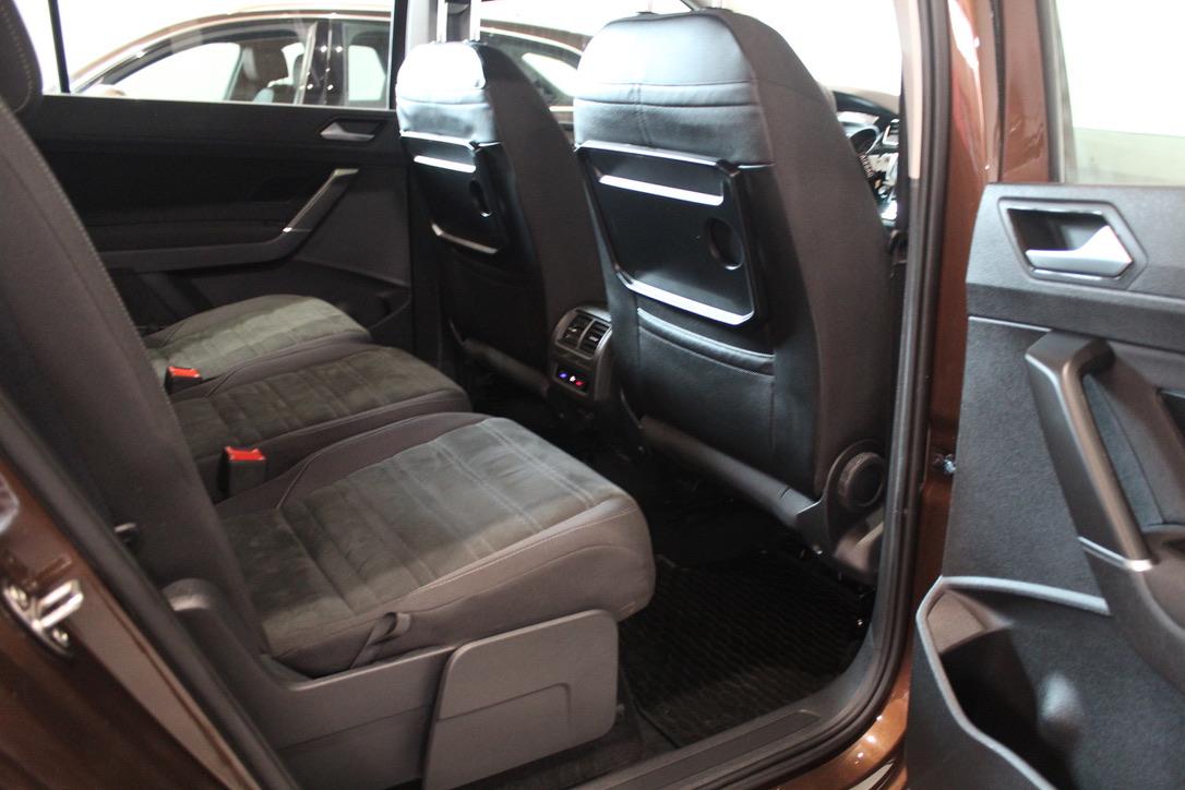 VW Touran II 2.0 TDI DSG Highline Tažné zažízení - AutoBrela obrázek