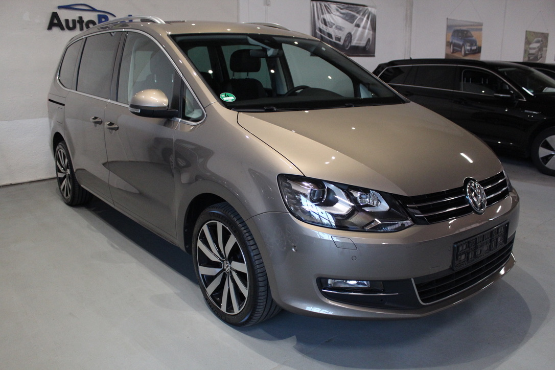 VW Sharan 2.0 TDI Highline-Exclusive 4Motion - AutoBrela obrázek
