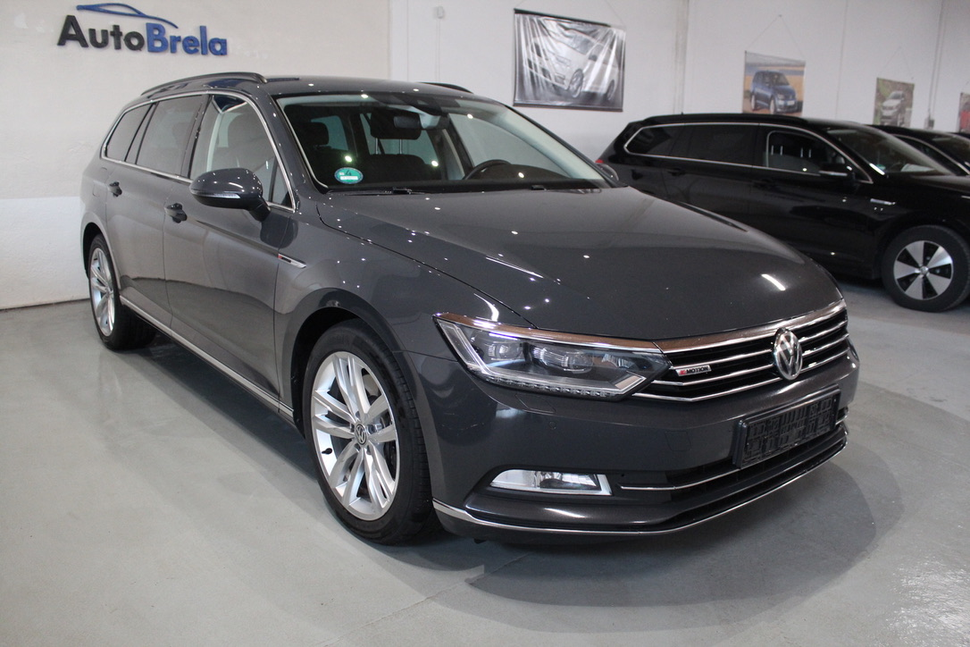 VW Passat B8 2.0 TDI DSG 176 kW 4Motion Active Info display 12″ FULL LED - AutoBrela obrázek