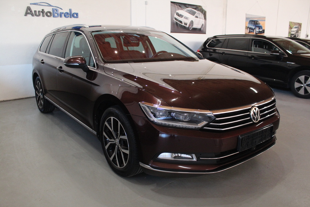 "VW Passat 2.0 TDI Highline ""Area View""-Full Led-Active Info display 12″ - AutoBrela obrázek"