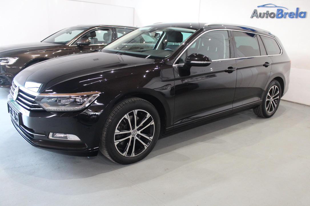 VW Passat B8 2.0 TDI DSG 140kW Highline Full Led-Active Info display 12″ - AutoBrela obrázek
