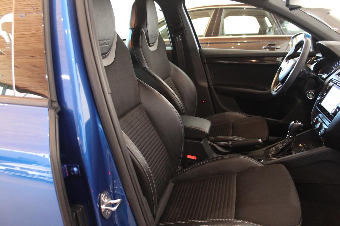 Škoda Octavia III 2.0 RS TDI DSG 135 kW Laurin&Klement - AutoBrela obrázek