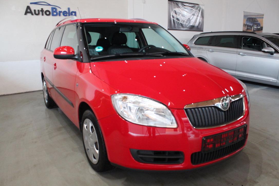 Škoda Fabia II 1.2  51kW Klima  kombi - AutoBrela obrázek