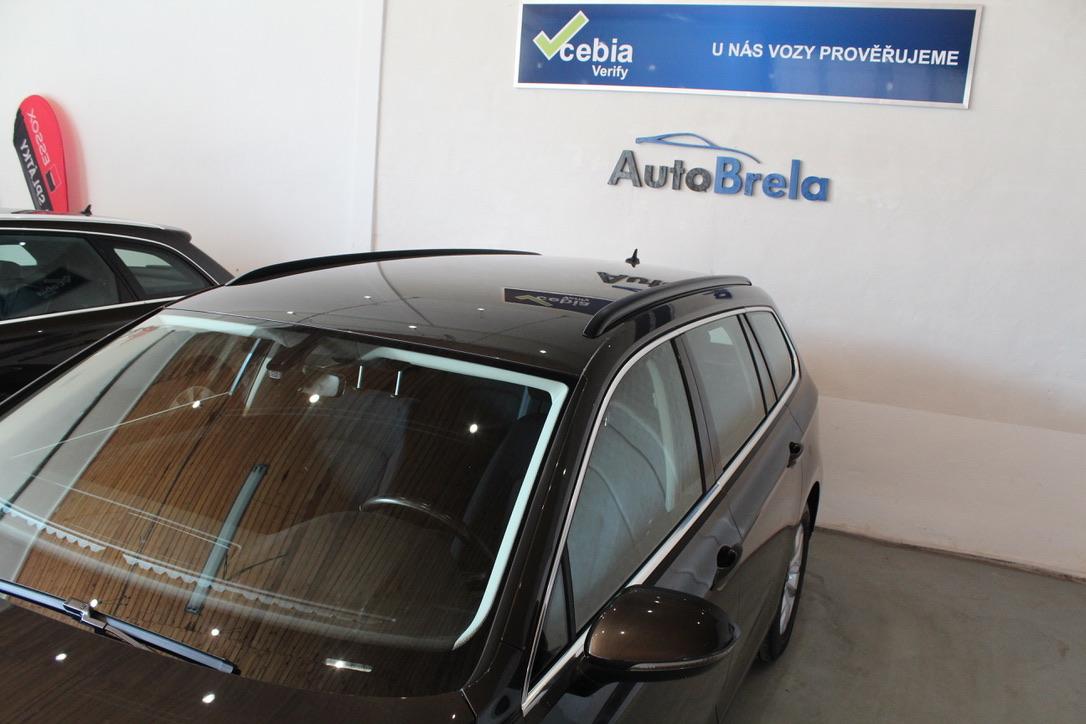 VW Passat B8 2.0 TDI DSG - AutoBrela obrázek