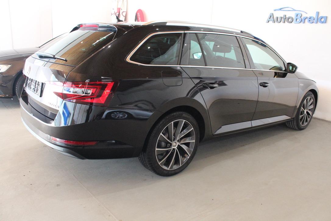 Škoda Superb III 2.0 TDI DSG 140kW Laurin&Klement - AutoBrela obrázek