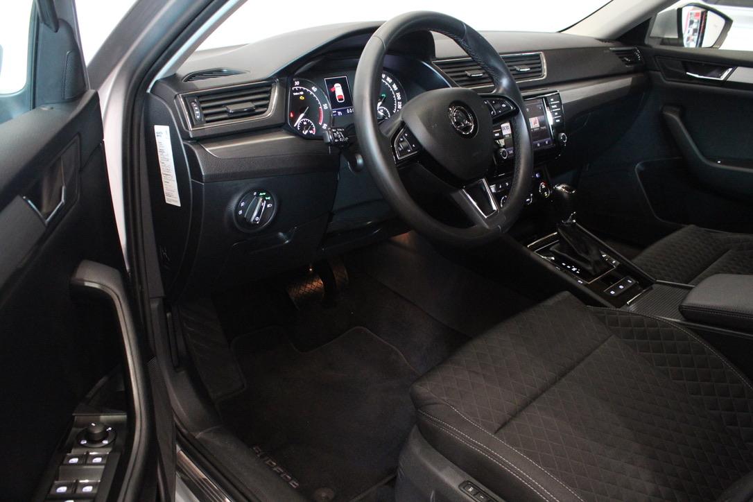Škoda Superb III 2.0 TDI DSG 140 kW Laurin&Klement Nezavislé topení - AutoBrela obrázek