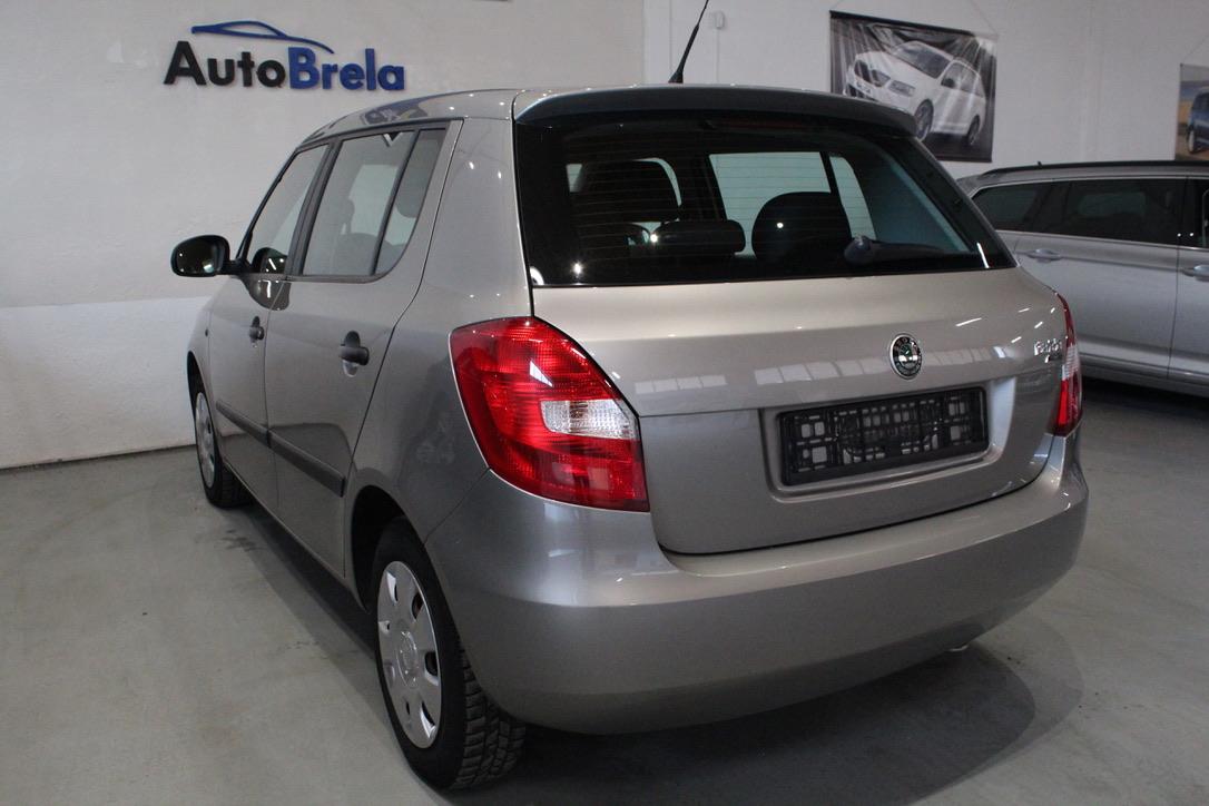 Škoda Fabia II 1.2 - AutoBrela obrázek