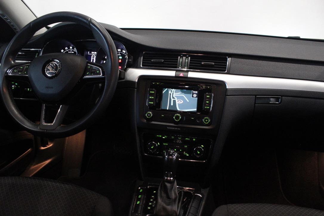 Škoda Superb II 2.0 TDI DSG 125 kW - AutoBrela obrázek