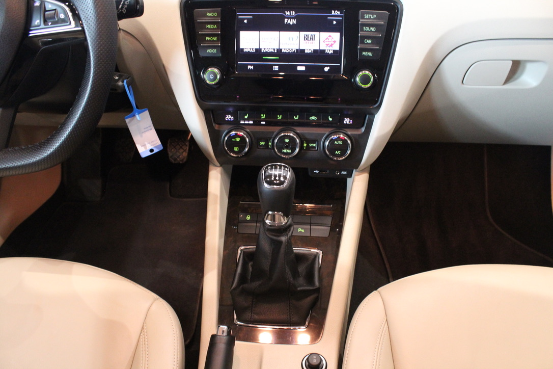 Škoda Octavia III 2.0 TDI Laurin&Klement - AutoBrela obrázek