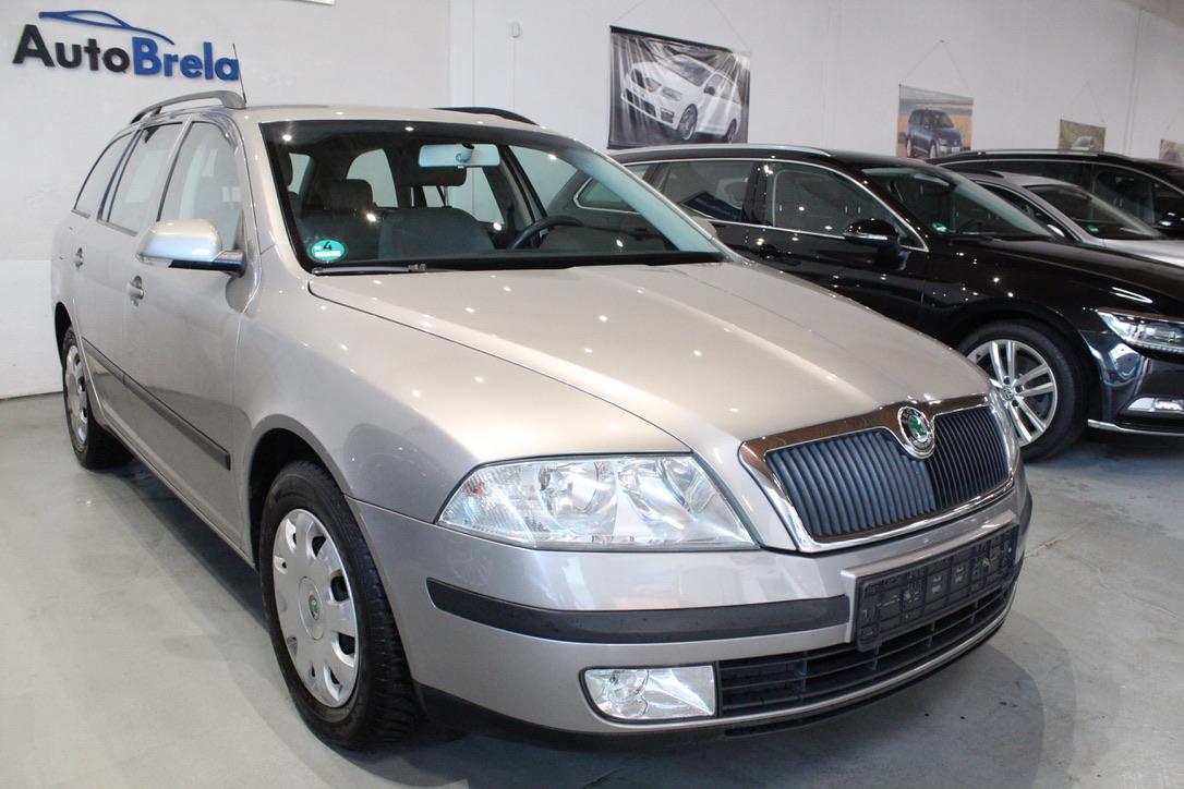 Škoda Octavia II 1.9 TDI kombi - AutoBrela obrázek