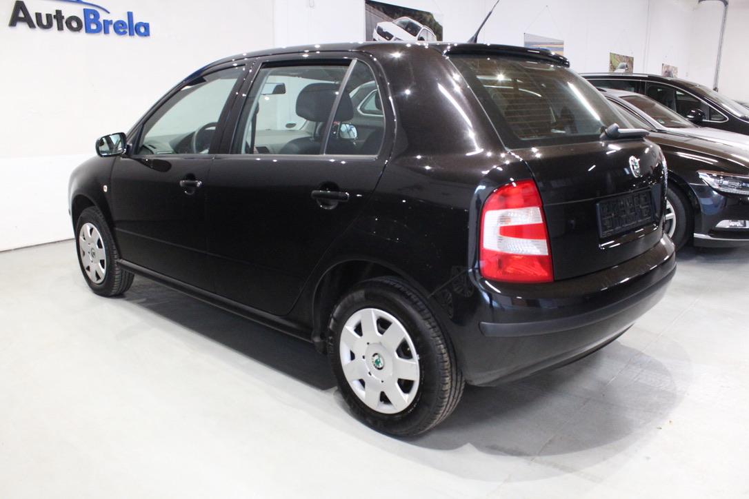 Škoda Fabia 1.4 16 V 55 kW - AutoBrela obrázek