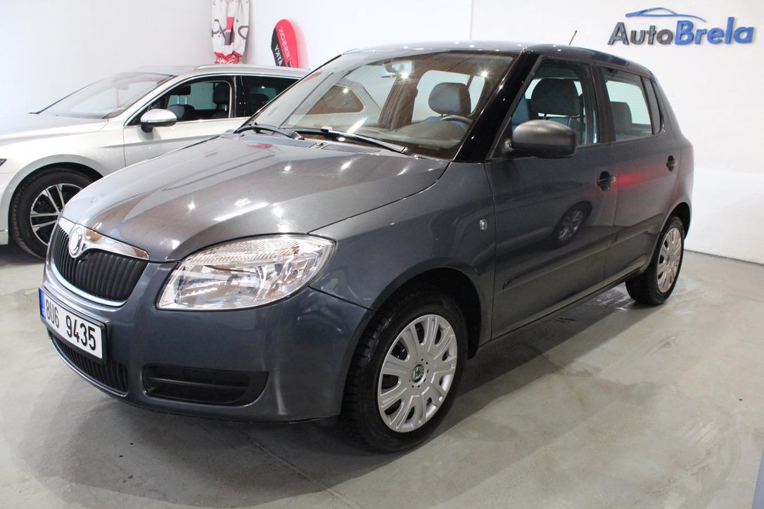 Škoda Fabia II 1.2 44 kW - AutoBrela obrázek