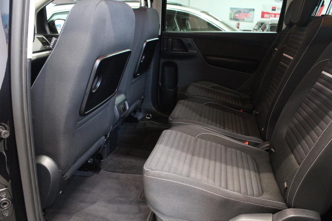 VW Sharan 2.0TDI DSG Highline 7 Míst Nezávislé Topení - AutoBrela obrázek