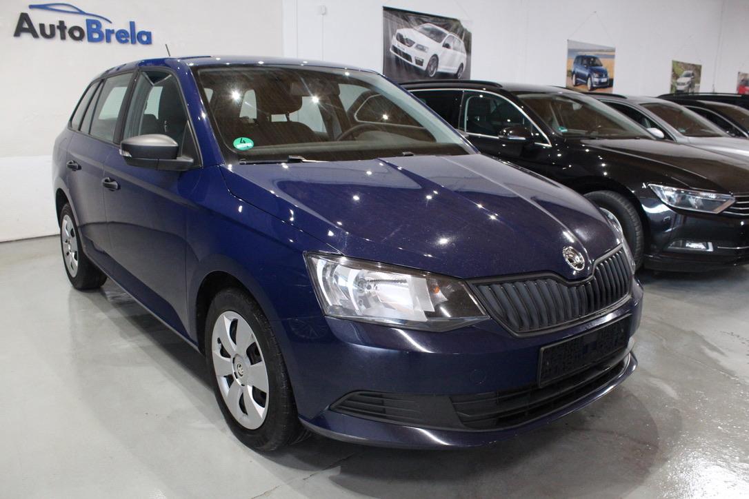 Škoda Fabia II 1.4 TDI Elegance kombi - AutoBrela obrázek