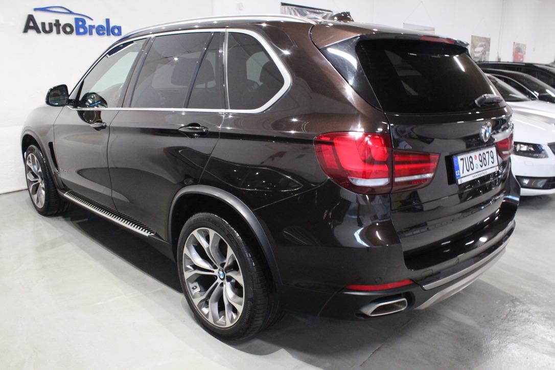 BMW X5 3.0 TDI  40d xDrive ČR - AutoBrela obrázek