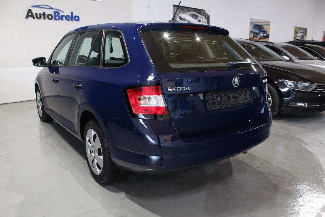 Škoda Fabia III 1.4 TDI Elegance kombi - AutoBrela obrázek