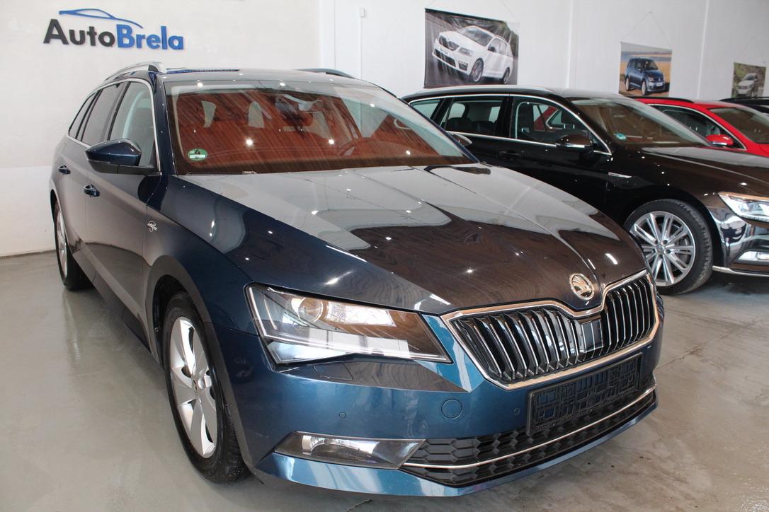 Škoda Superb III 2.0 TDI 140 kW DSG Laurin&Klement - AutoBrela obrázek