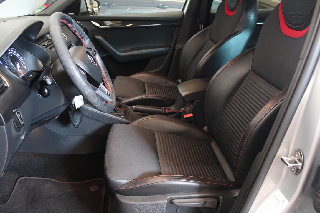 Škoda Octavia III 2.0 RS TDI DSG 135 kW - AutoBrela obrázek