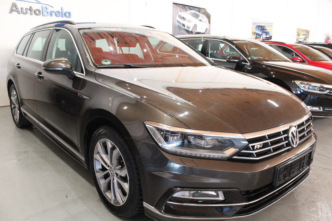 VW Passat B8 2.0 TDI DSG R-Line 176kW 4Motion Active Info display 12″ FULL LED - AutoBrela obrázek