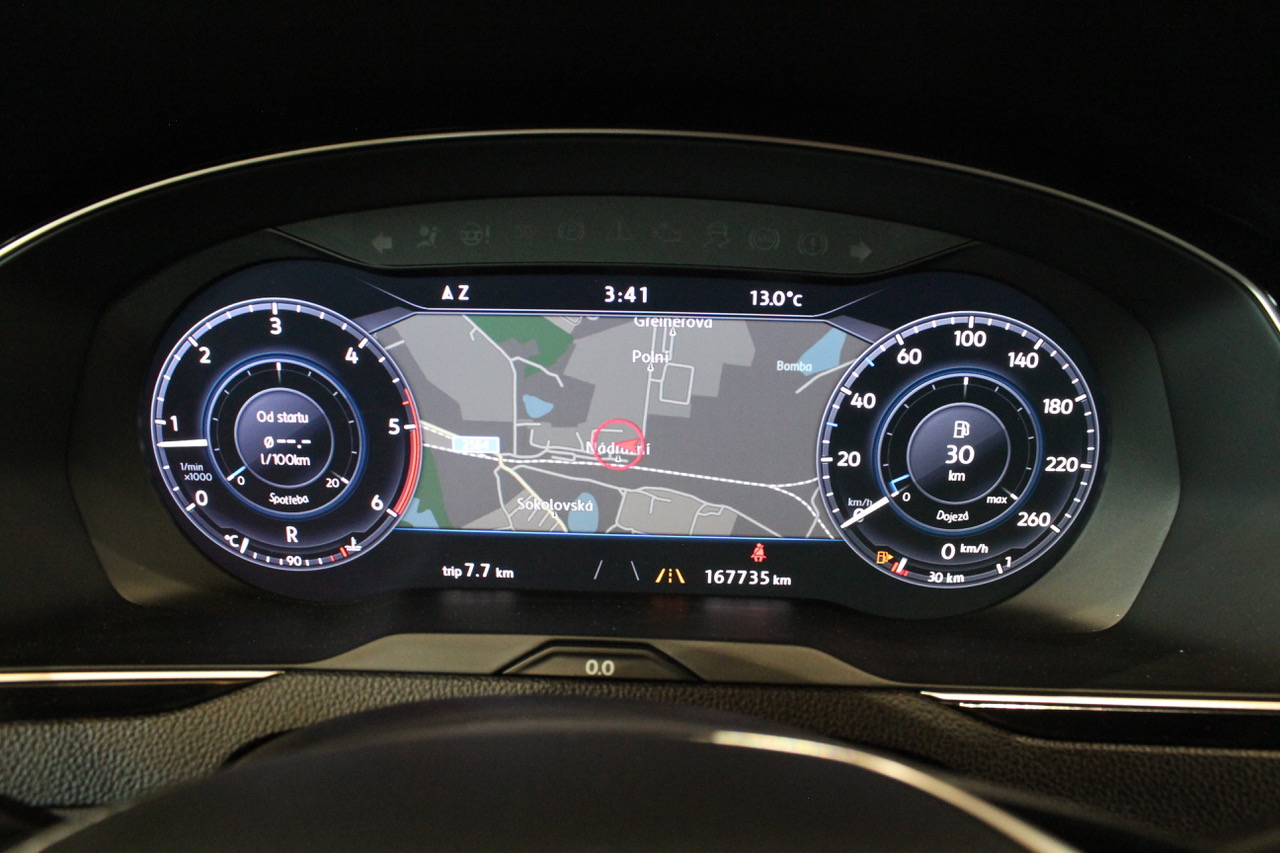VW Passat B8 2.0 TDI DSG 140kW Active Info display 12″FULL LED Highline - AutoBrela obrázek