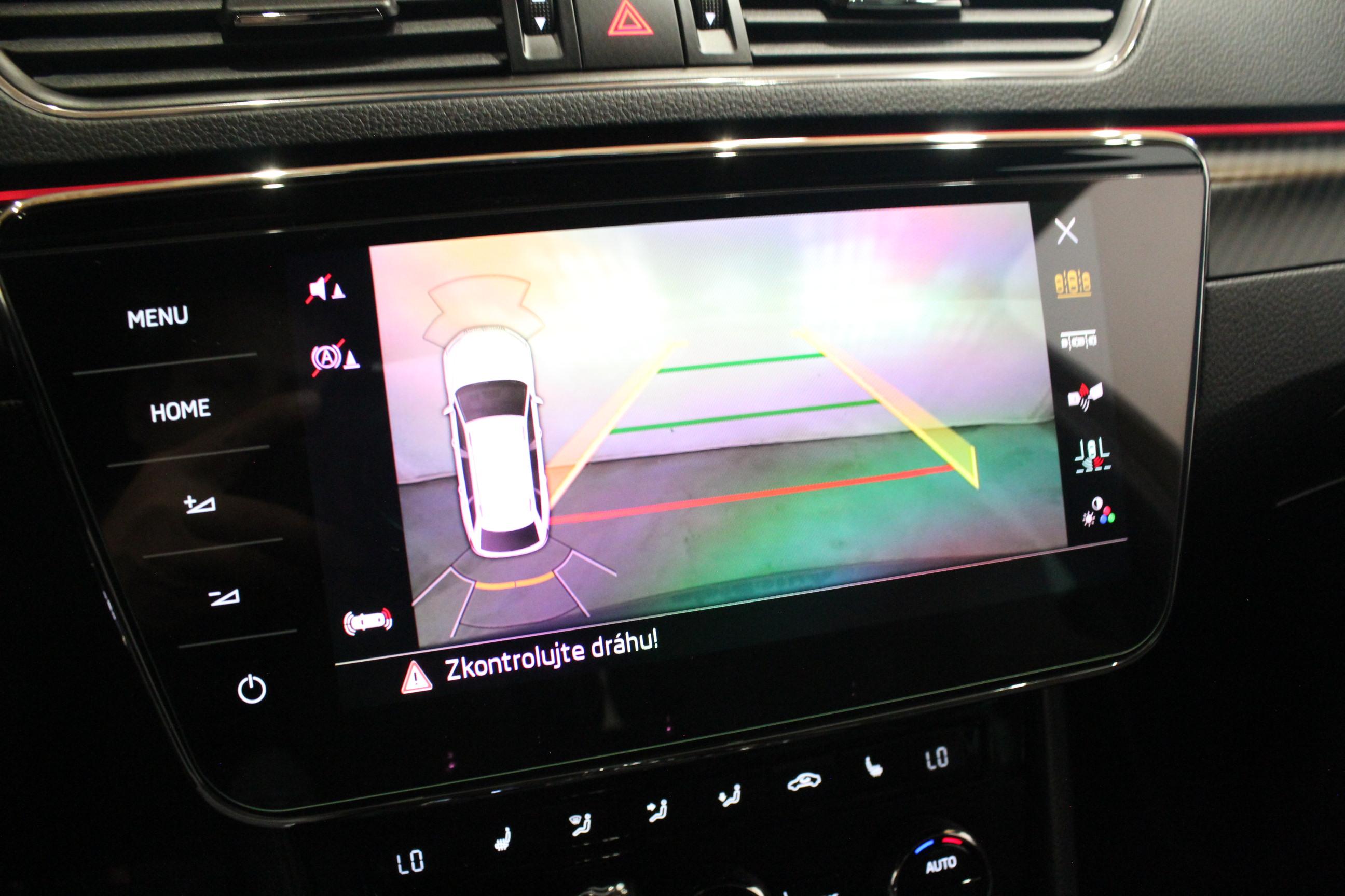 Škoda Superb IV  2.0 TDI DSG 140kW SportLine Active Info display - AutoBrela obrázek