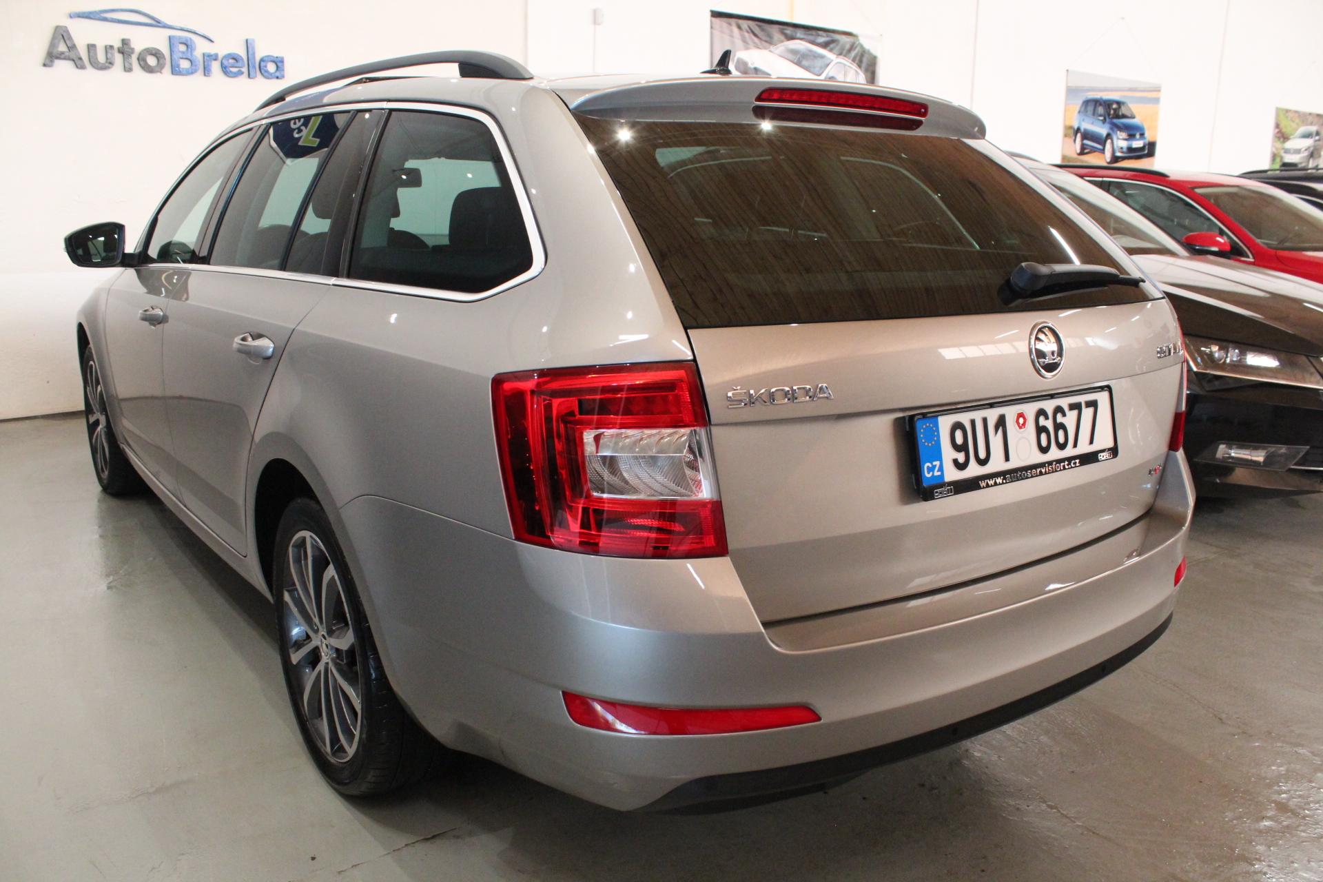Škoda Octavia III 2.0 TDI 4×4 Style - AutoBrela obrázek
