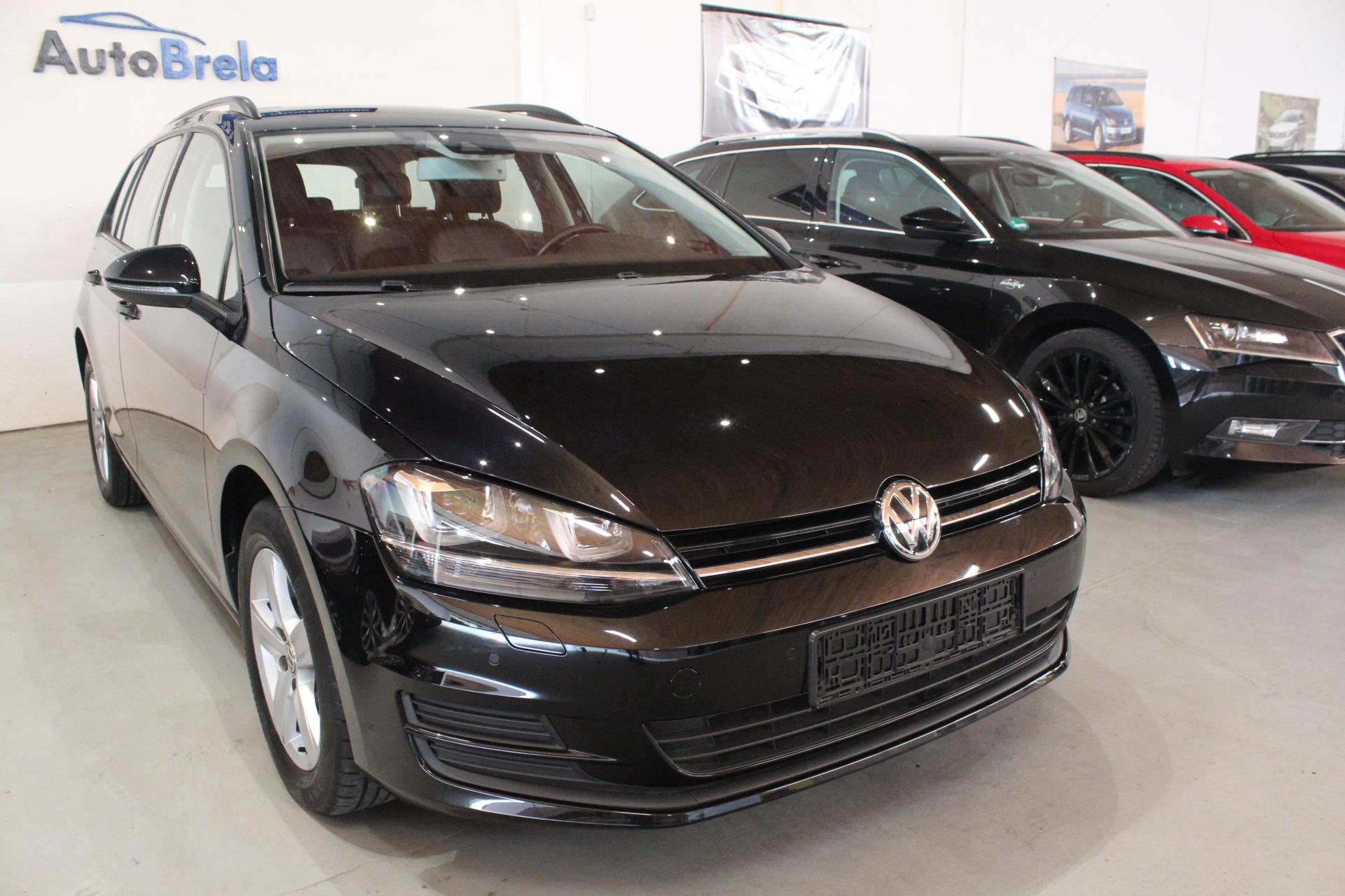 VW Golf 7 2.0 TDI kombi Nezávislé topení FULL LED Navigace - AutoBrela obrázek