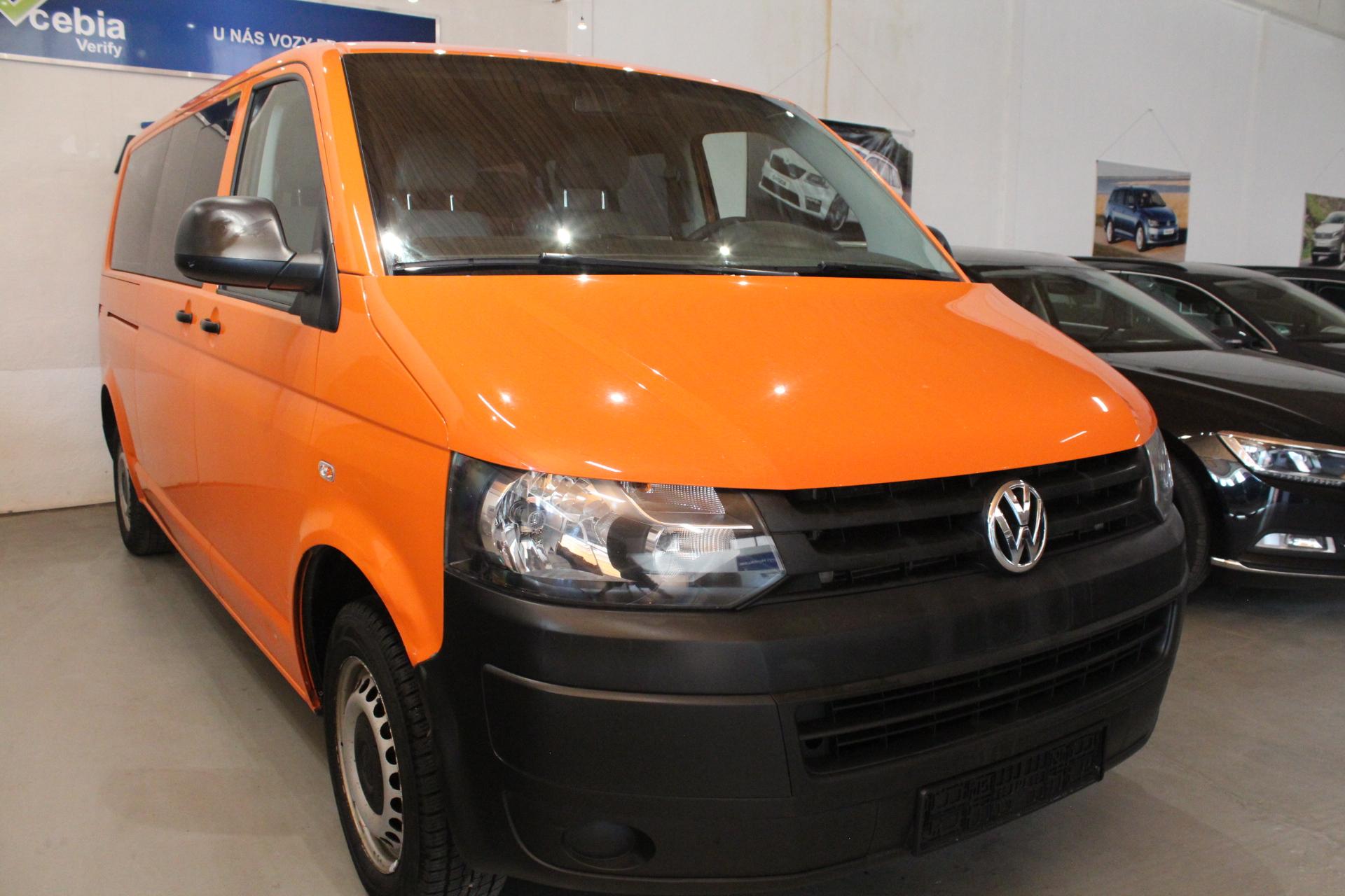 VW Transporter 2.0 TDI          9 Míst - AutoBrela obrázek