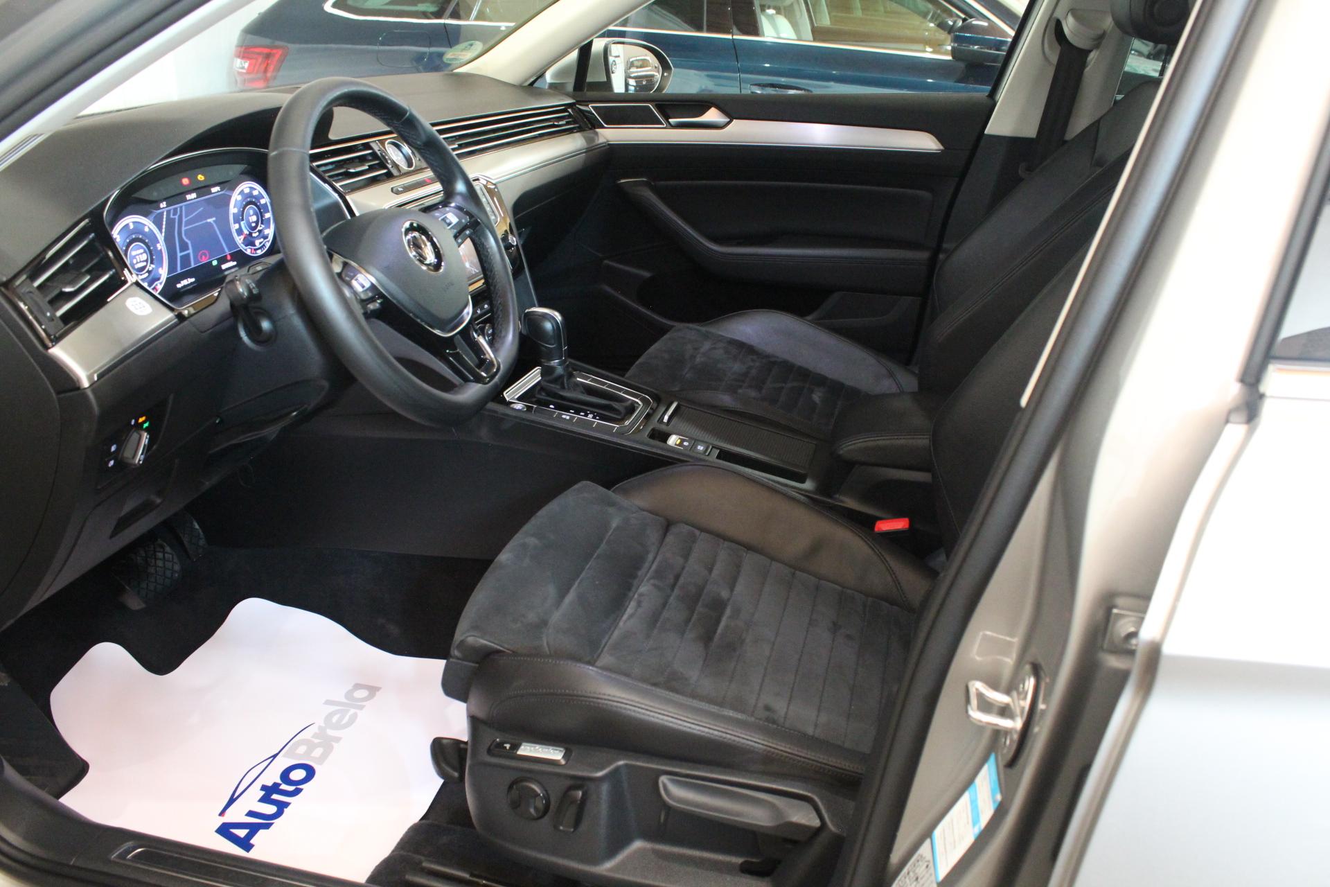 VW Passat B8 2.0 TDI DSG Highline Active Info display 12″ - AutoBrela obrázek