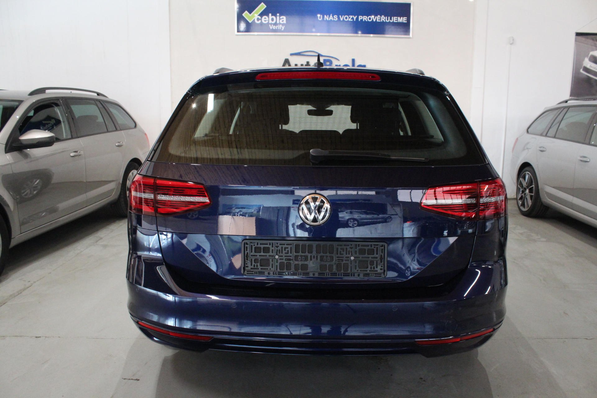 VW Passat B8 2.0 TDI DSG Highline FULL LED Active Info display 12″ Model 2018 - AutoBrela obrázek