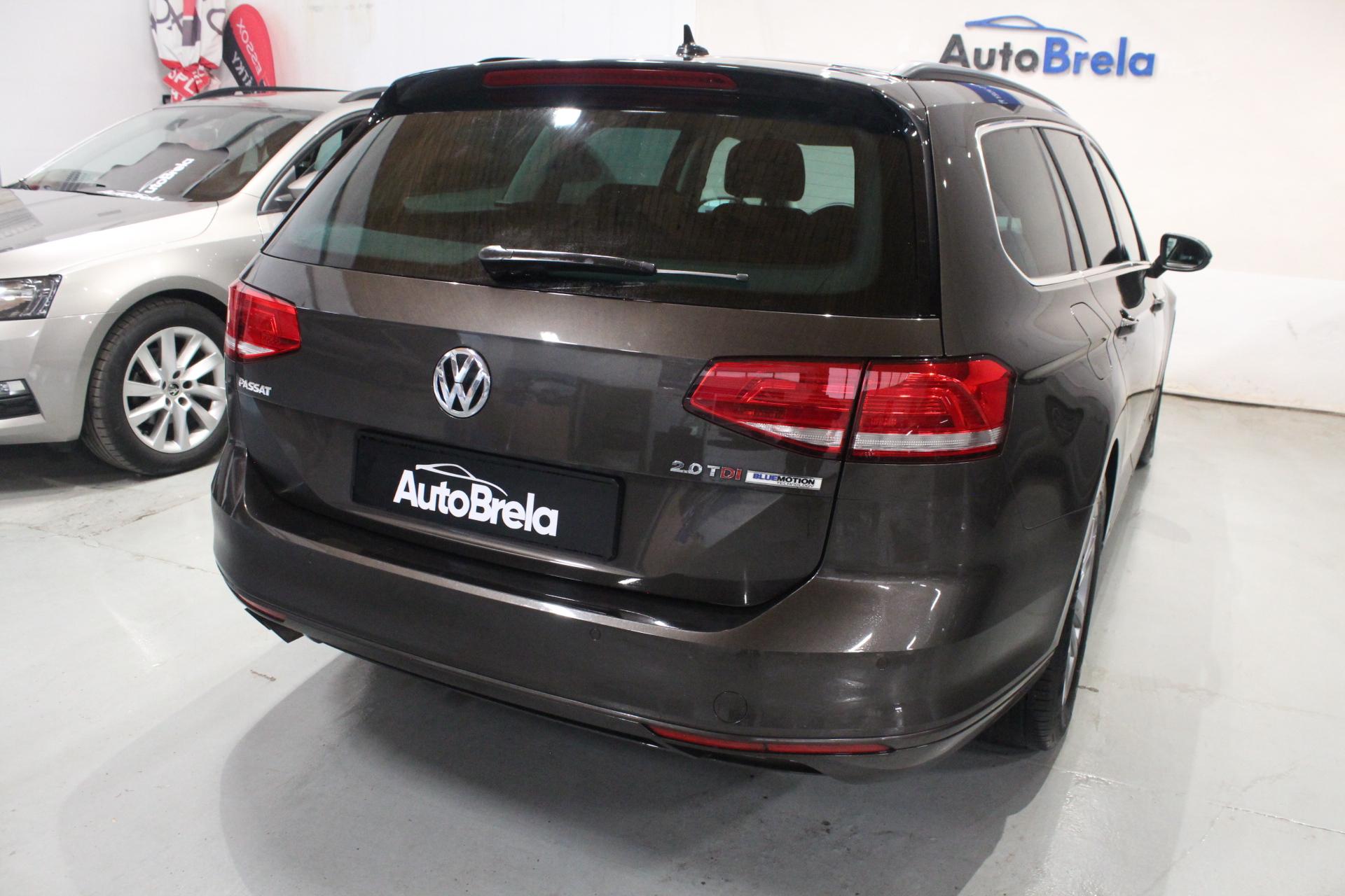 VW Passat B8 2.0 TDI DSG 140 kW - AutoBrela obrázek