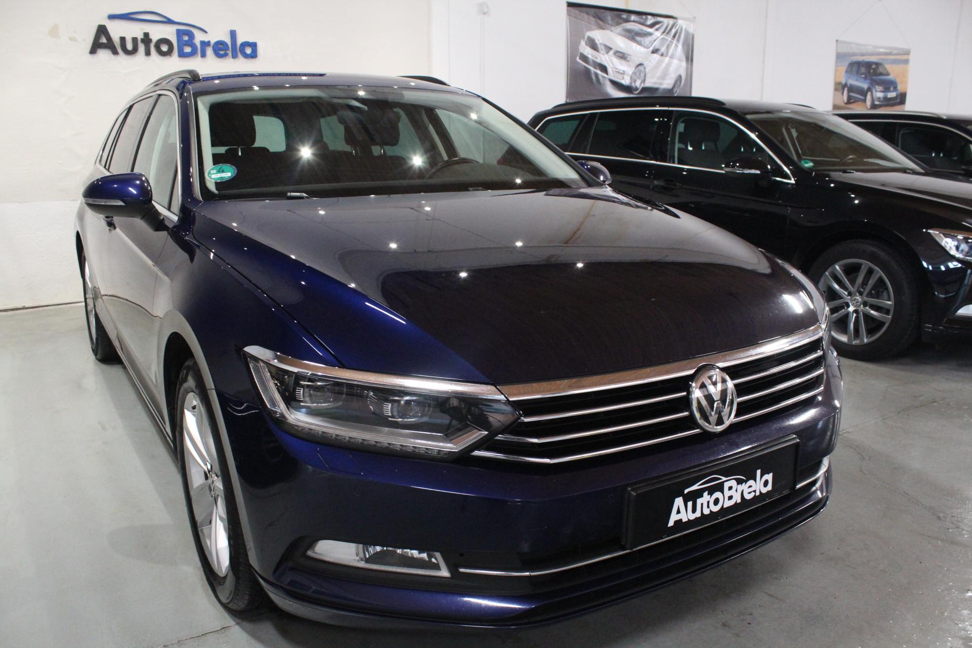 VW Passat B8 2.0 TDI DSG FULL LED Nezávislé topení - AutoBrela obrázek
